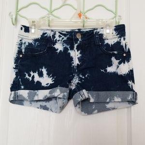 Total girl Jean shorts